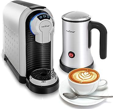 Amazon.com: NutriChef PKNESPRESO70 - Máquina de café expreso ...