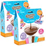 Real Cooking Chocolate Pen Refill 2-Pack — Draw in Chocolate and DIY Your Own Baking Creations
