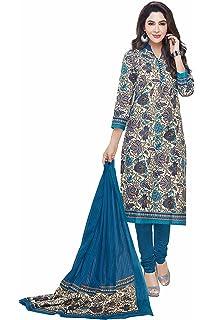 de65e2e236 Miraan Women's Dress Material (BAND1603_Multicolor_Free Size ...