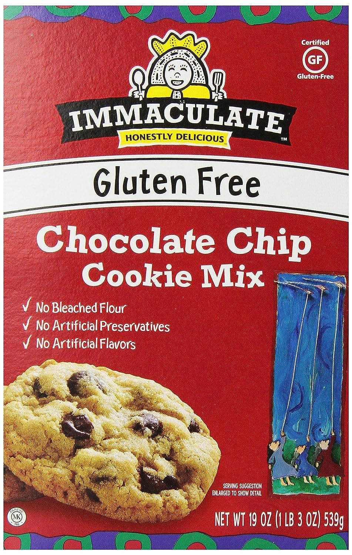 Amazon.com : Immaculate Baking Company, Gluten Free Chocolate Chip ...