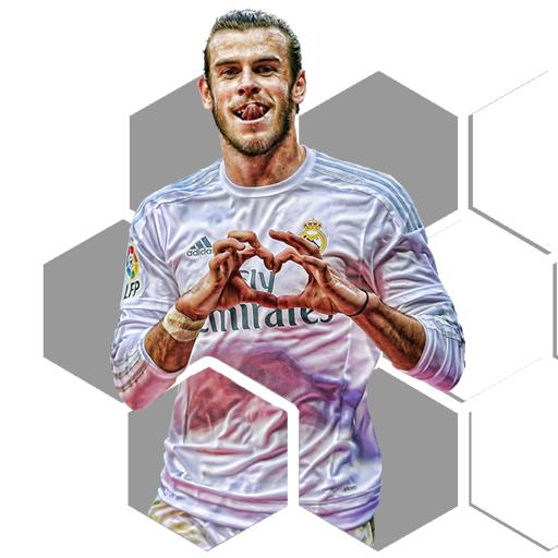 Gareth Bale Clock Widget - Munich Clock