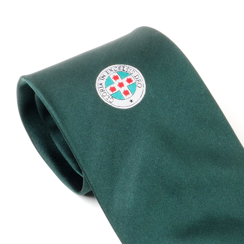 Orden real de Escocia Ros 100% Seda Tejido corbata: Amazon.es: Jardín