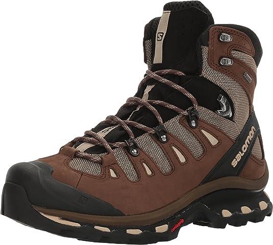 2. Salomon Men's Quest 4D 2 GTX Canvas Hiking Boots