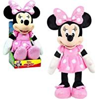 Disney Junior Mickey Mouse Large 19-Inch Plush Minnie Mouse