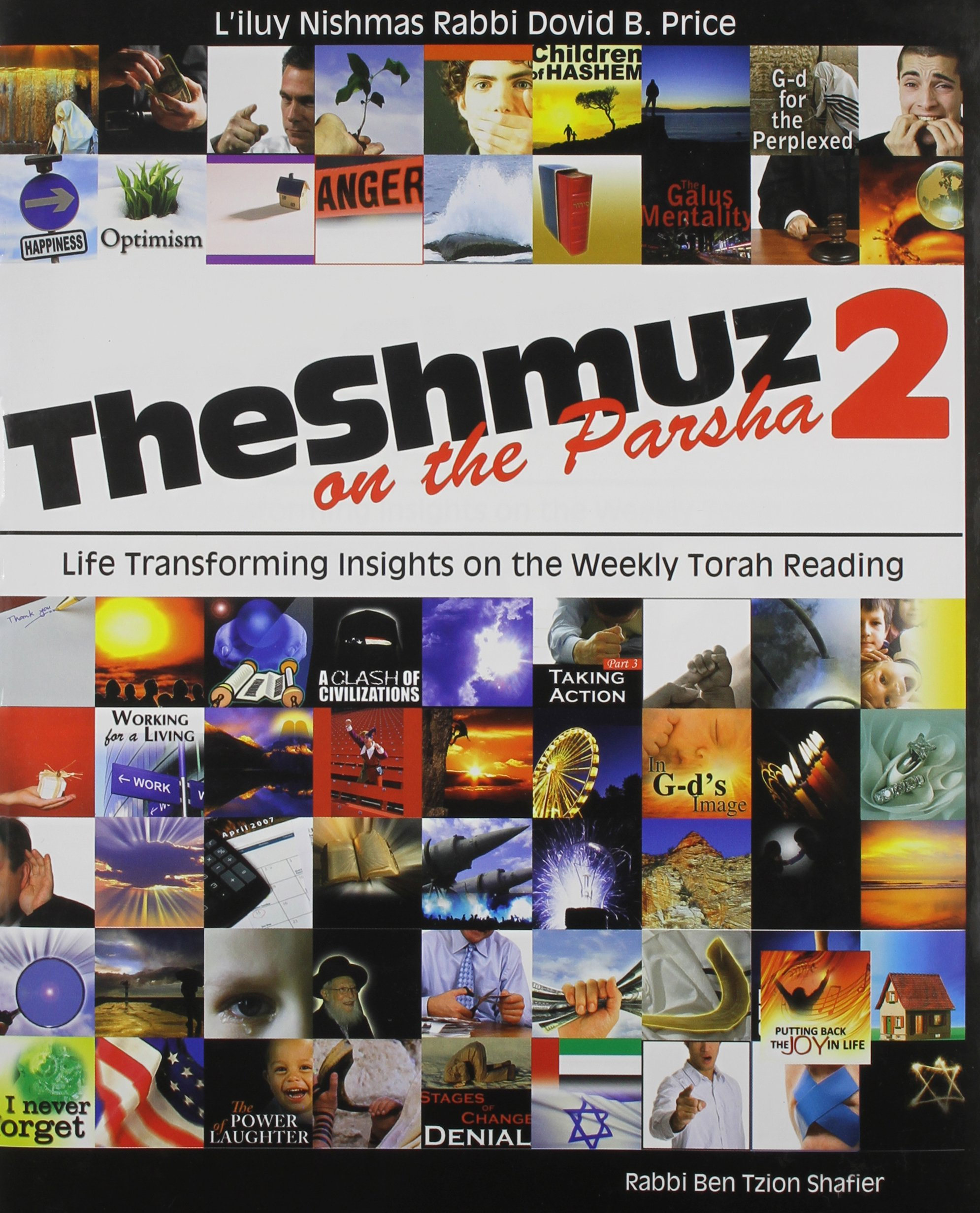 Download The Shmuz on the Parsha #2: Life transforming insights on the weekly Parsha ebook