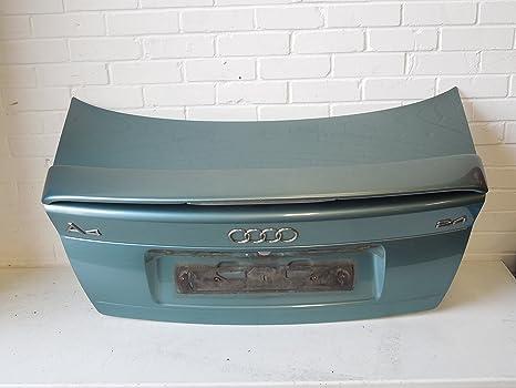 Audi A4 B5 sedán para tapa con Alerón Jasper verde