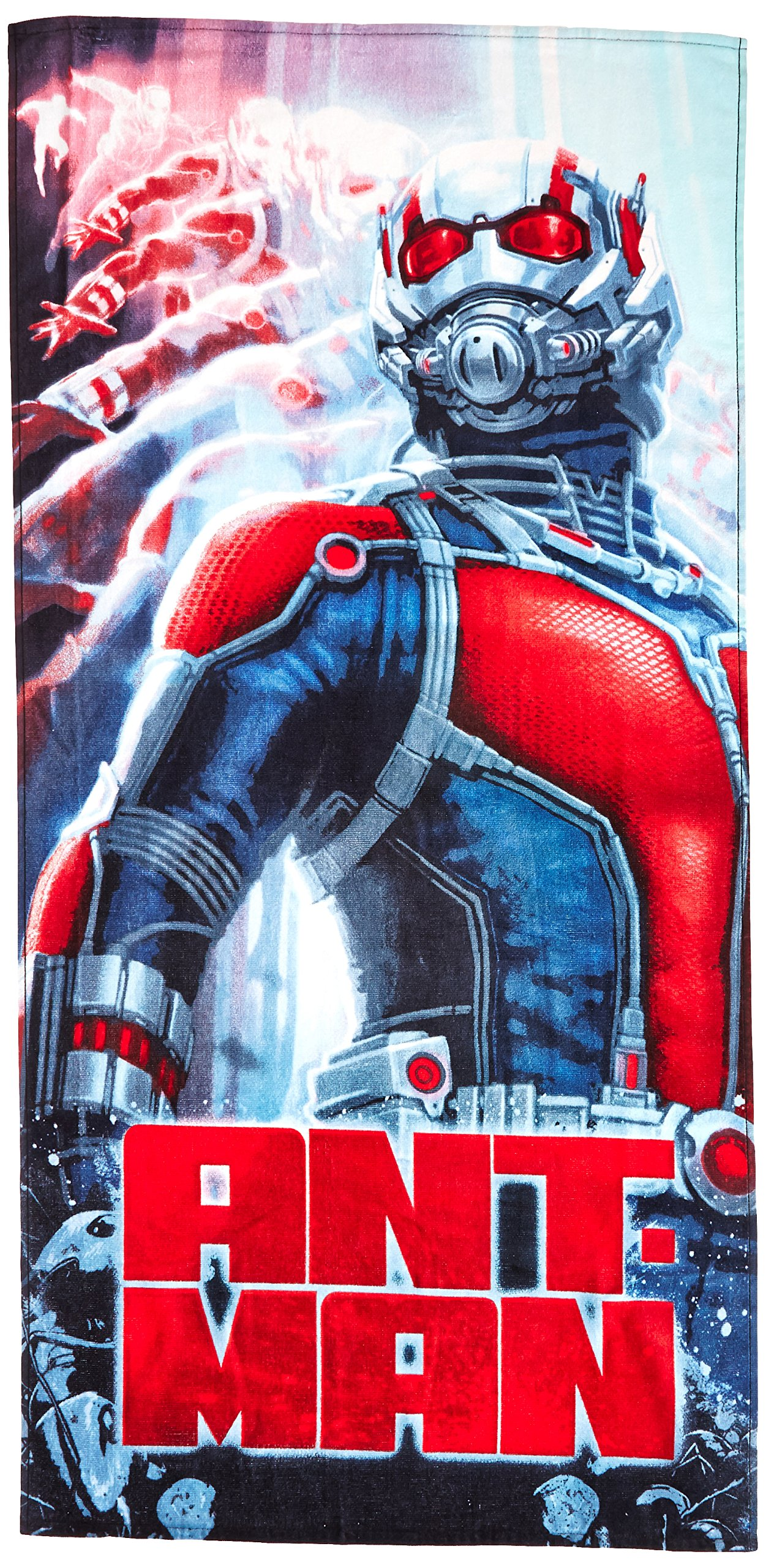 Marvel Ant Man Shift 28'' x 58'' Beach Towel