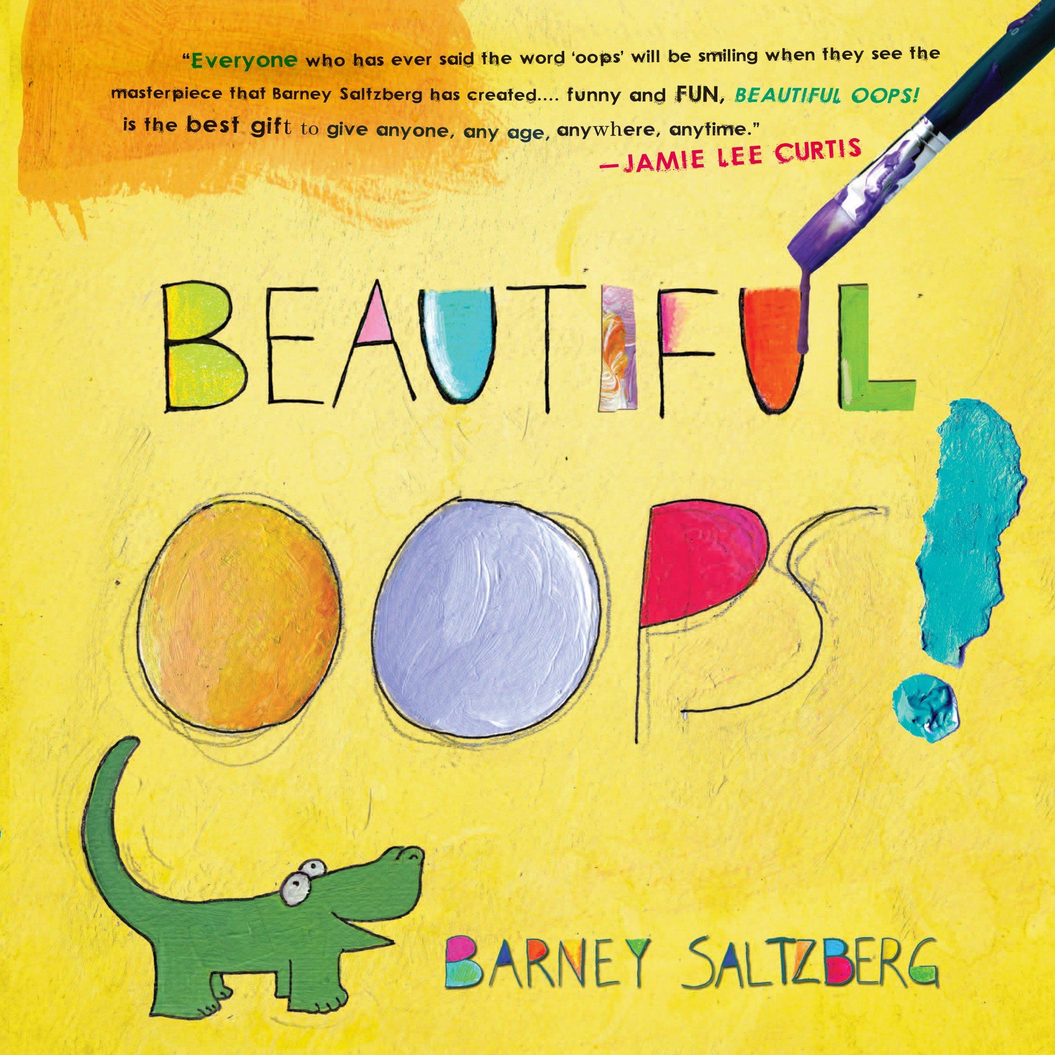 Beautiful Oops Barney Saltzberg product image
