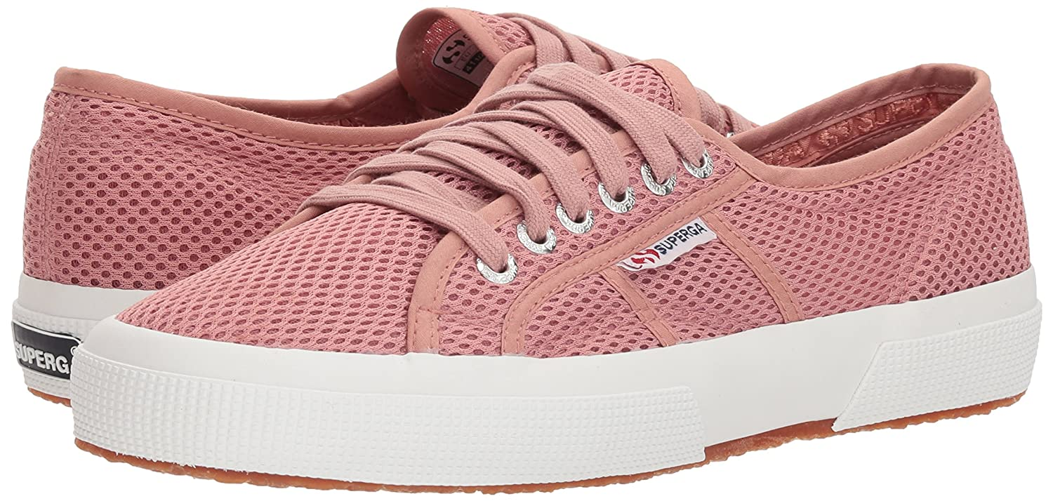 Superga Women's 2750 Meshu Sneaker B0777XG8MT 40 M EU (9 US)|Rose