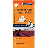 Michelin Regional Maps: France: Provence-Alps-French Riviera Map 527