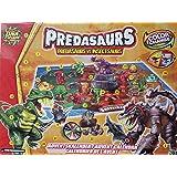 Adventskalender Predasaurs Dinosaurier Dinos Farbwechsel