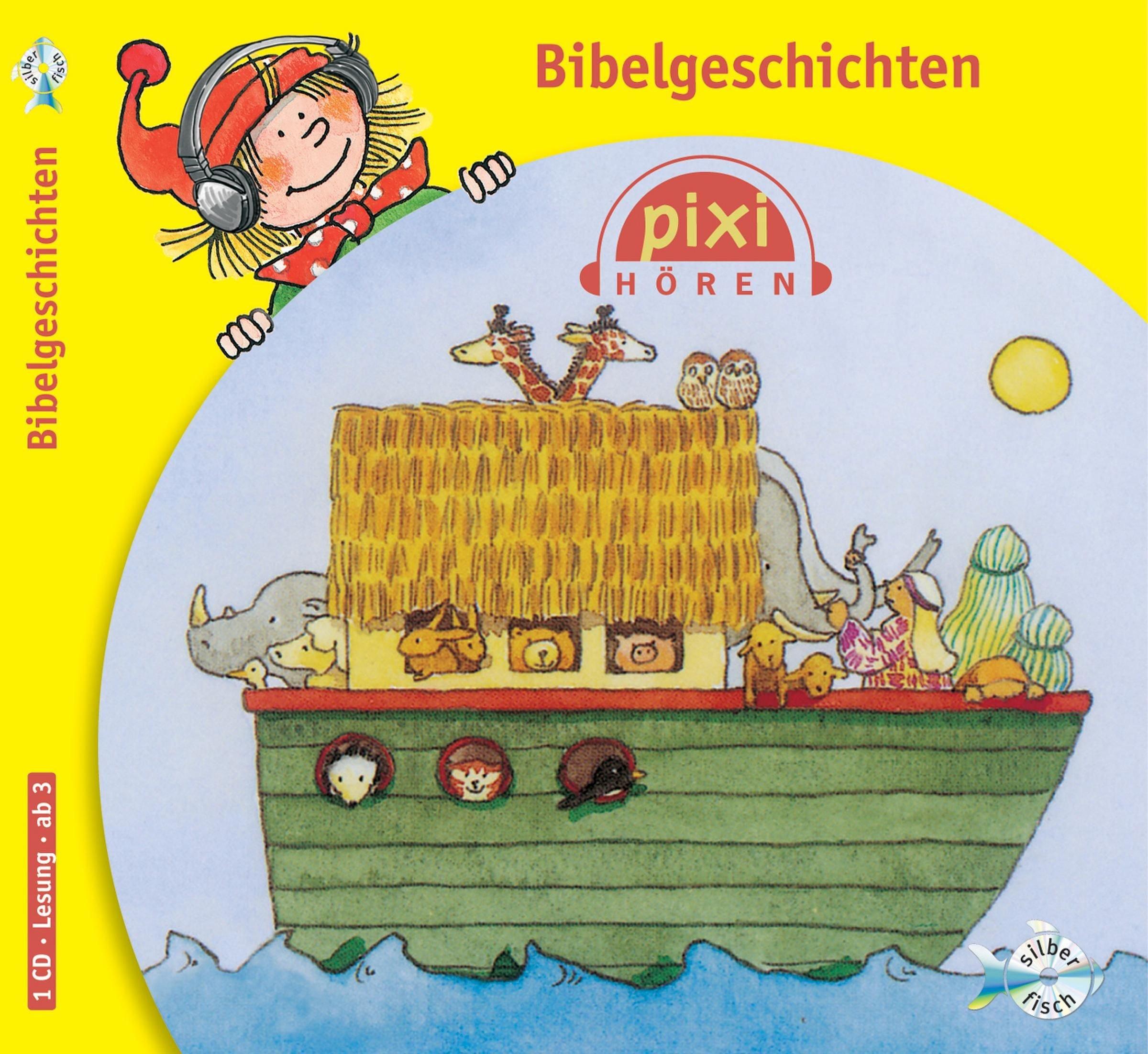Bibelgeschichten: 1 CD (Pixi Hören)