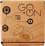 Cingularity CG-102 Go-On G1 USB Mobile Charger for Bikes and Scooters (Black)