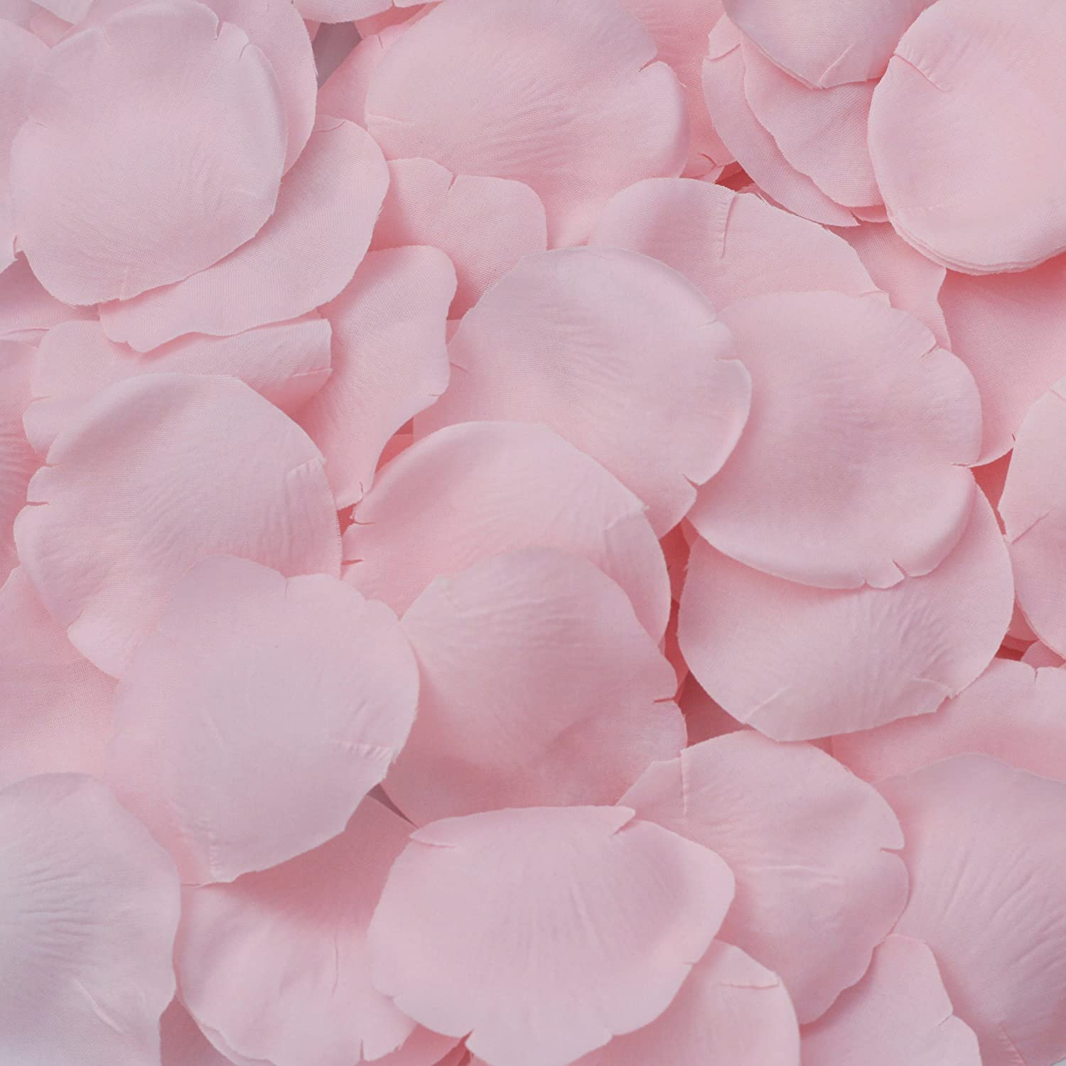 Amazon Pink Silk Rose Petals 200 Petals Wedding Centerpiece