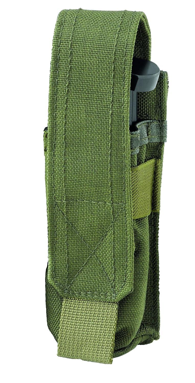 5 DEFCON cartuchera para 1 pistola de cartucho, 15 x 5 cm, D5-PM01-B Defcon 5