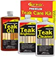 Star Brite Premium Teak Care Kit