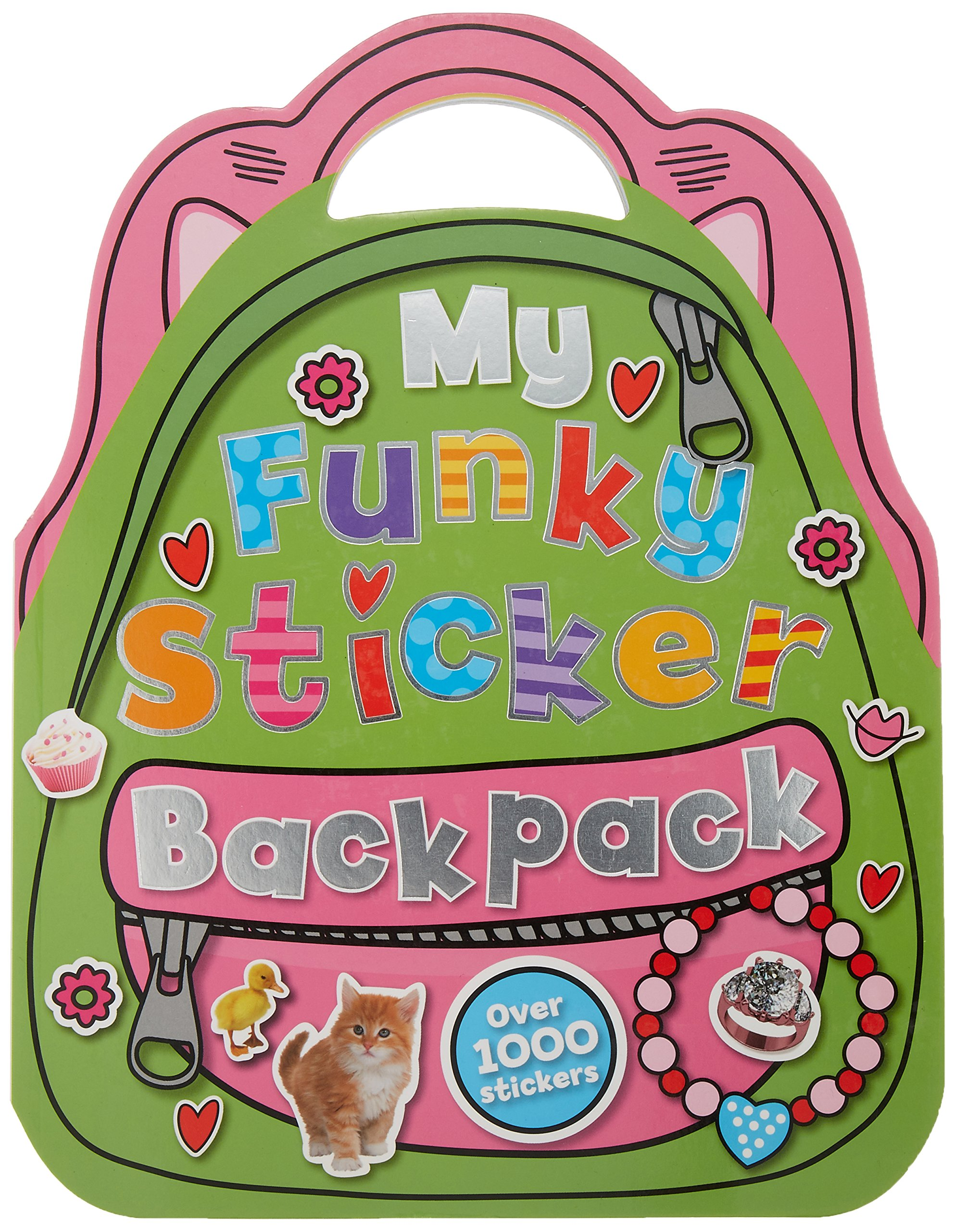 My Funky Sticker Backpack ebook