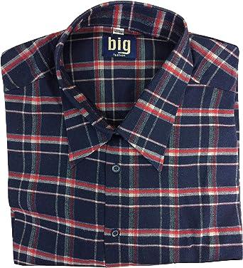 Vexcon Camisa de Hombre, Estilo leñador en Nueva York 3 x l (47/48) Beige Beige/Grau/Rost: Amazon.es: Ropa y accesorios