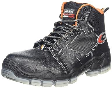 Cofra 20080-000 - Seguridad botas de chirico s3 src bienestar zapatos altos, tamaño