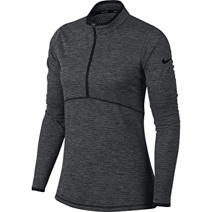 Amazon.com  NIKE Women s Dry Half Zip Golf Shirt  Sports   Outdoors 2e031b42cb30