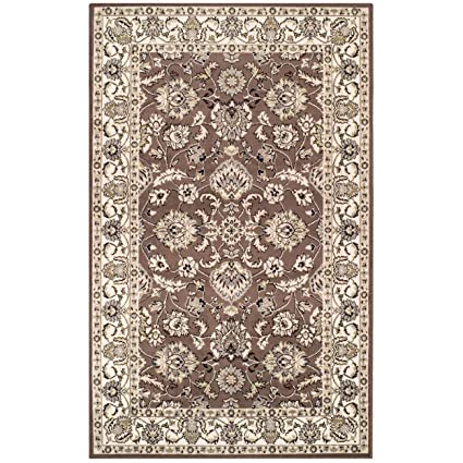 Superior Lille 8\' x 10\' Area Rug, Contemporary Living Room & Bedroom Area  Rug, Anti-Static and Water-Repellent for Residential or Commercial use