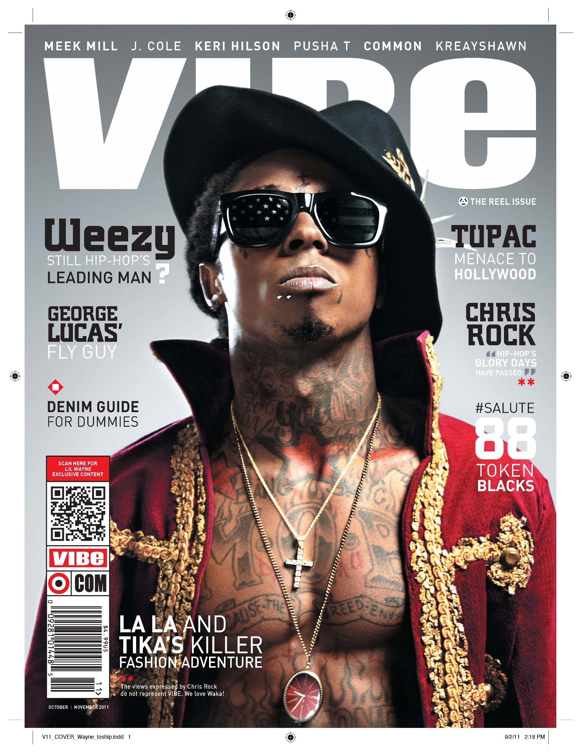 Vibe Nov Vibe Lil Wayne Nov Dec Vibe Magazine Amazon Com Books