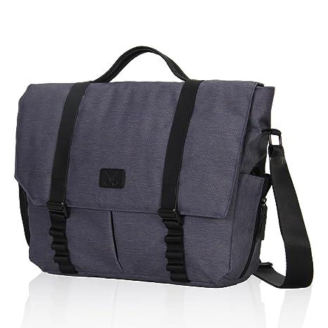 0f1f52deb3d4 Image Unavailable. Image not available for. Color  Hynes Eagle Explorer  Laptop Messenger Bags ...