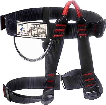 TRIWONDER Arnés de Escalada Proteger Cinturones de Seguridad para ...