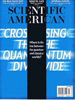 amazon scientific american us march 2018 単号 science