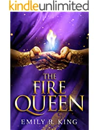 Amazon science fiction books fantasy series ebooks read alien the fire queen the hundredth queen series book 2 fandeluxe Image collections