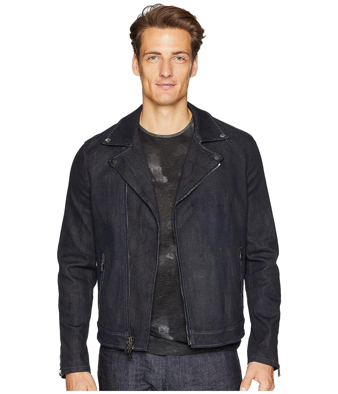 [ジョンバルベイトス] メンズ コート Zip Closure Biker Jacket O1700U2 [並行輸入品] B07F2VKDP3 50