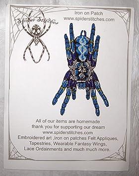 Poecilotheria Metallica Tarantula Gooty Sapphire Ornamental