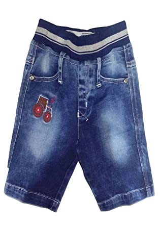 6b316f527ae Aria Jeans Denim Boys Capri  Amazon.in  Clothing   Accessories