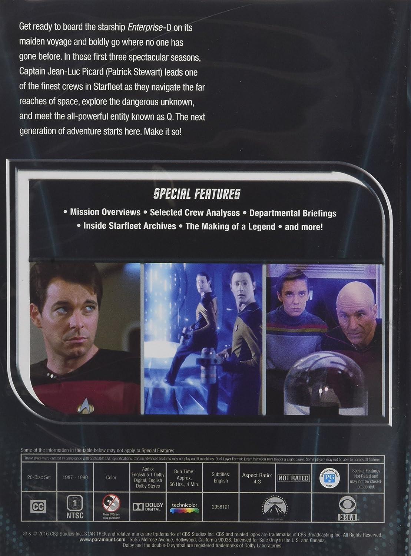 Amazon com: Star Trek: The Next Generation: The Complete Series