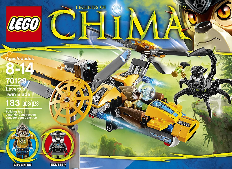 LEGO Chima 70129 Lavertus\' Twin Blade