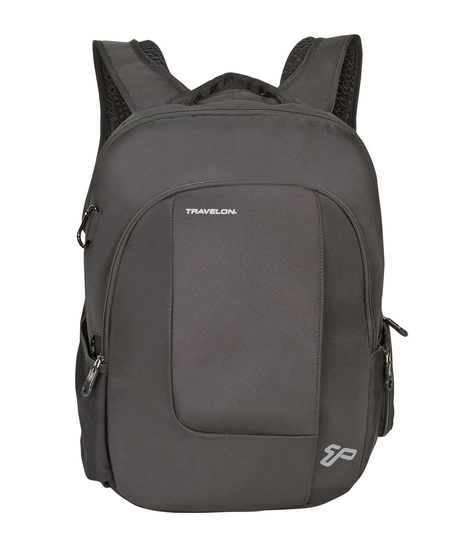 986f257f6a2 Amazon.com   Travelon Luggage Anti-Theft Urban Backpack, Black, One Size    Casual Daypacks