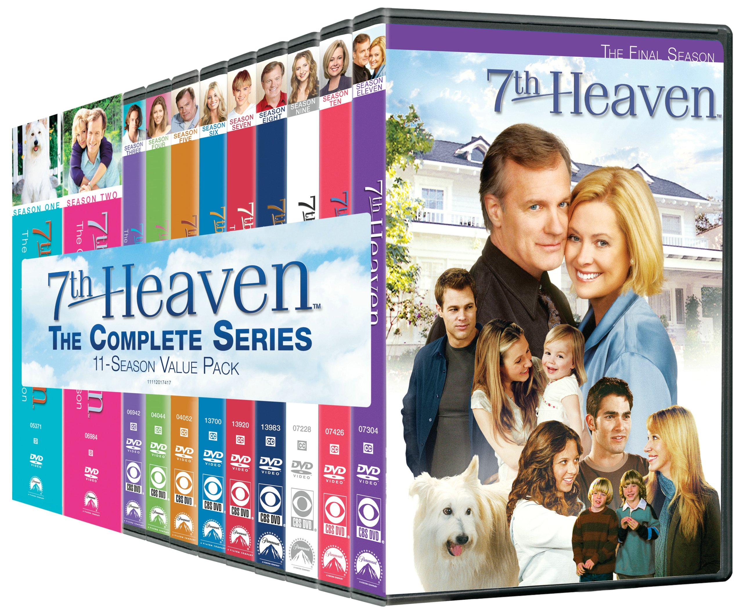 7th Heaven: The Complete Series by Paramount