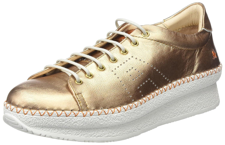 Art 1350s Metali Pedrera, Zapatillas para Mujer 38 EU|Dorado (Champagne)