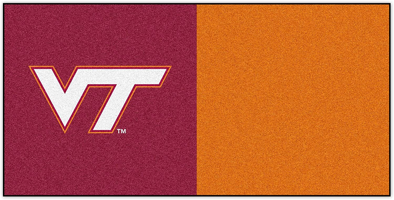 FANMATS NCAA Atlanta OFFicial store Mall Unisex-Adult Carpet Tiles Team