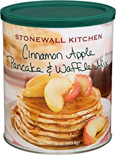 product image for Stonewall Kitchen Cinnamon Apple Pancake & Waffle Mix, 16 Ounces