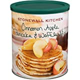 Stonewall Kitchen Cinnamon Apple Pancake & Waffle Mix, 16 Ounces