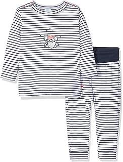 9ec6d990d9 Sanetta Baby-Jungen Zweiteiliger Schlafanzug: Amazon.de: Bekleidung