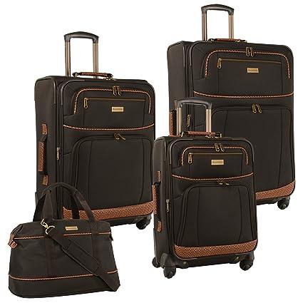 Amazon.com: Tommy Bahama Juego de maletas ligeras ...