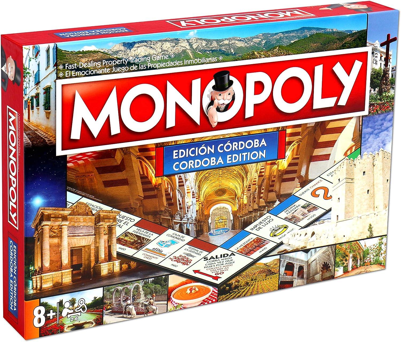 Winning Moves Monopoly Córdoba (10544), multicolor (ELEVEN FORCE