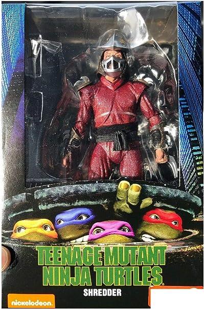 Teenage Mutant Ninja Turtles trituradora 1990 película de 7 Pulgadas Figura De Acción