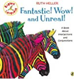 Fantastic! Wow! and Unreal!: A Book About Interjections and Conjunctions (Explore!)