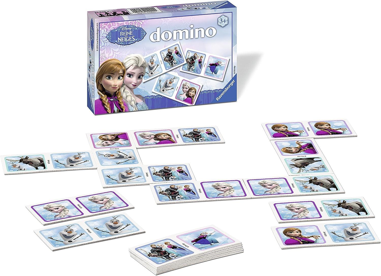 Ravensburger/ /Domino Game French Version