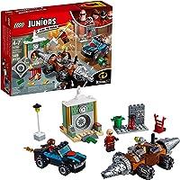 LEGO Juniors Los Increíbles 2 Asalto al banco del Subterráneo 10760