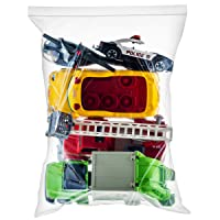 [PACK OF 25] Extra X-Large Big 5 Gallon Ziplock Bags For Food Prep, Travel, Organization...