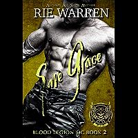 Save Grace (Blood Legion MC Book 2) (English Edition)